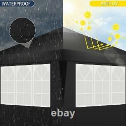 3M x 6M Gazebo Heavy Duty Full Waterproof Garden Party Patio Market Tent Canopy