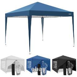 3X3m 3X6m PopUp Gazebo Marquee Canopy Outdoor Garden Party Patio Wedding Tent UK