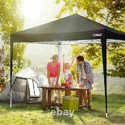 3x3M Pop Up Gazebo Marquee Canopy Wedding Garden Party Patio Tent Waterproof