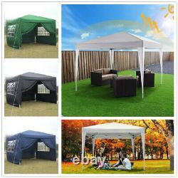 3x6M/3x3M Gazebo Heavy Duty Marquee Garden Party Patio Canopy Pop Up Tent NEW UK