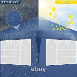 3x6M COBIZI Heavy Duty Gazebo Garden Patio Party Tent Marquee Canopy Waterproof
