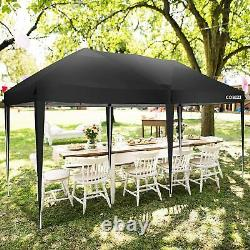 3x6M Gazebo Marquee Canopy Strong Waterproof Garden Patio Party Tent withSides UK