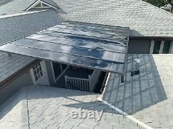BESPOKE Quality Aluminium Canopy Patio Cover, Alfresco, Carport, Garden Canopy