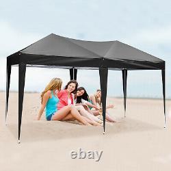 COBIZI 3x6M Heavy Duty Gazebo Marquee Canopy Waterproof Garden Patio Party Tent