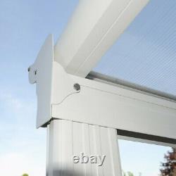 Home Deluxe X Pergola Canopy Patio Roof Patio Aluminium