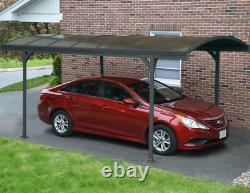 Structure Car Port Outdoor Gazebo Canopy Large Garden Patio Shade Shelter Awning