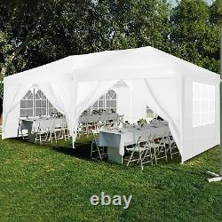 3m X 6m High Duty Gazebo Marquee Waterproof Garden Patio Party Wedding Canopy