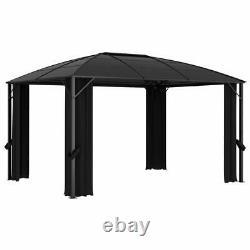 4x3m Heavy Duty Gazebo Marquee Garden Party Tent Patio Shade Outdoor Sun Canopy