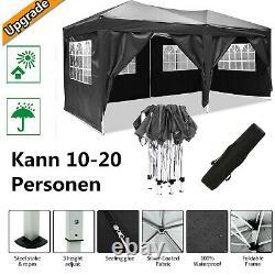 Cobizi 3x6m Gazebo Marquee Canopy Waterproof Garden Patio Party Tent