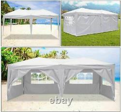 Cobizi Gazebo Duty Haterproof Tent Market Stall 3x6m Pop Up Patio Canopy