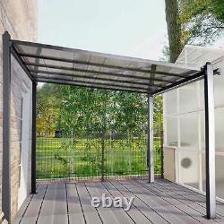 Couvre-patio En Aluminium De Qualité Bespoke, Alfresco, Carport, Garden Canopy