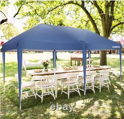 Gazebo 3x6 M Waterproof Marquee Garden Patio Canopy Party Shade Mariage Cobizi