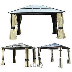 Gazebo Patio Canopy Party Tente Top Cover Outdoor Garden Pavilion Shelter Event